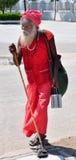 Indian sadhu Royalty Free Stock Image