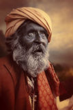 Indian Sadhu Royalty Free Stock Images