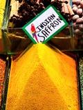 Indian saffron Royalty Free Stock Photo