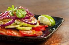 Indian salad Stock Photo