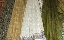 Indian sarees Royalty Free Stock Image
