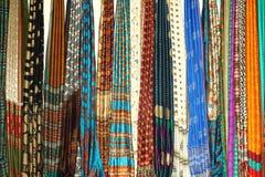 Indian sarees Royalty Free Stock Photo
