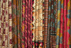 Indian sarees Stock Images