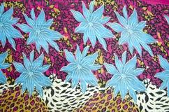 Indian sari dress colorful background Stock Photography