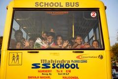 Indian School Children Royalty Free Stock Photo