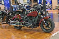 Indian Scout Sixty Stock Photos