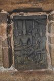 Indian sculpture art, Mahabalipuram Stock Photos