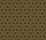 Indian Seamless Abstract Pattern Traditional Flowers Royalty Free Stock Photos