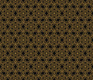 Indian Seamless Abstract Pattern Traditional Flowers Royalty Free Stock Photo