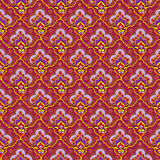 Indian seamless ethnic pattern. Stock Photography