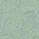 Indian seamless pattern Stock Image