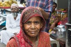 indian senior woman Στοκ εικόνα με δικαίωμα ελεύθερης χρήσης
