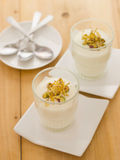 Indian shirkhand dessert Royalty Free Stock Photos