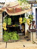 Indian shopkeepers. Royalty Free Stock Image