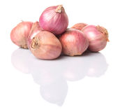 Indian Small Red Onions VI Stock Images