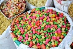 Indian Snack-fryams Stock Photos