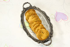 Indian snack - Mathi Stock Images