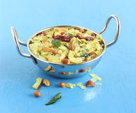 Indian Snack Poha Chivda Stock Image
