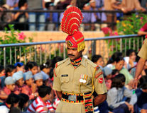 Indian Soldier Stock Photo