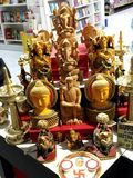 Indian Souvenirs Stock Photography
