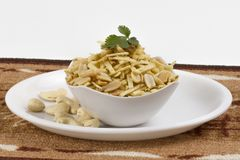 Farali chivada. Indian special traditional salty food `FARALI CHIVADA royalty free stock image
