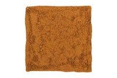 Indian spice nutmeg Stock Image