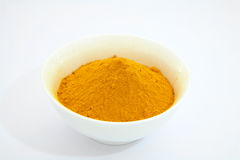 Indian spices 11 turmeric Royalty Free Stock Photography