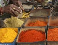 Indian spices Stock Photos