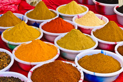 Free Indian Spices Stock Image - 19447221