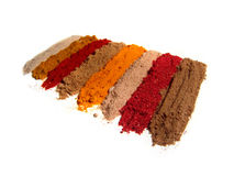 Indian spices Stock Image