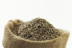 Indian spices-Cumin. Royalty Free Stock Photography