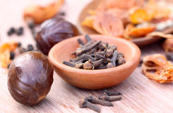 Indian spices Royalty Free Stock Photography