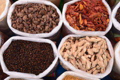 Indian Spices Royalty Free Stock Images