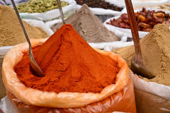 Indian Spices Royalty Free Stock Photos