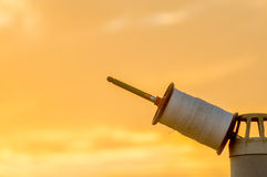 Indian spool for kite fighting Royalty Free Stock Image