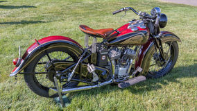 1938 Indian Sport Scout Stock Photo