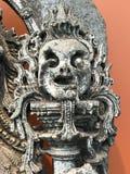 Indian statuary, Cleveland, Ohio. Close up of Indian statuary on display in Cleveland, Ohio Stock Photo