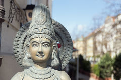 Indian statue Stock Photo