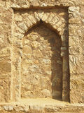 Indian stone arch Royalty Free Stock Image