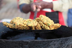 Indian street Food Royalty Free Stock Photos