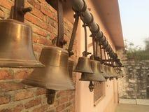 Indian Street Hindu God Bell Royalty Free Stock Photo