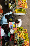 Indian street life royalty free stock images