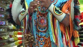 Indian street musicians. 4K.
