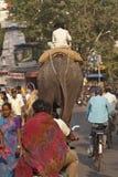 Indian Street Scene Stock Photos