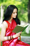 Indian student Stock Image