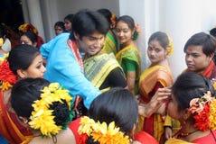 Indian Students Stock Photos