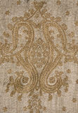Indian style fabric Royalty Free Stock Photos