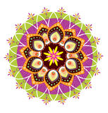 Indian style pattern Stock Photos
