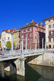 Indian Summer in Slovenia Royalty Free Stock Image