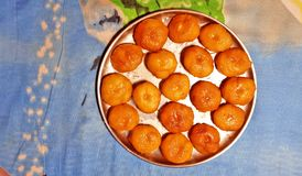 Free Indian Sweet Balushahi Stock Images - 126831594